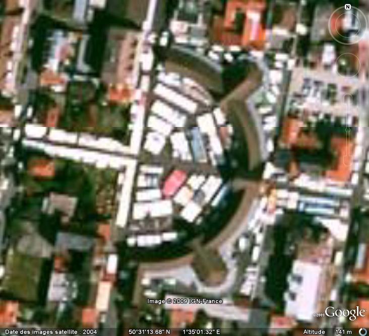 Marchés et Brocantes sur Google Earth - Page 7 March115