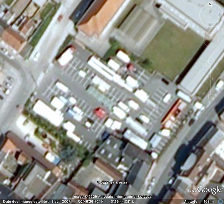 Marchés et Brocantes sur Google Earth - Page 7 March120