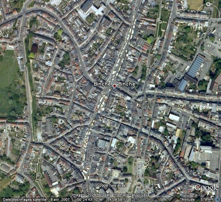 Marchés et Brocantes sur Google Earth Marcha10