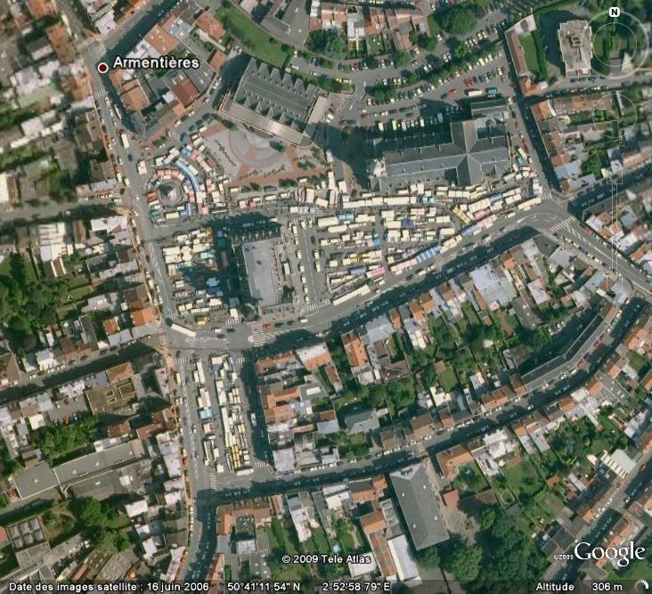 Marchés et Brocantes sur Google Earth - Page 2 Marcha34