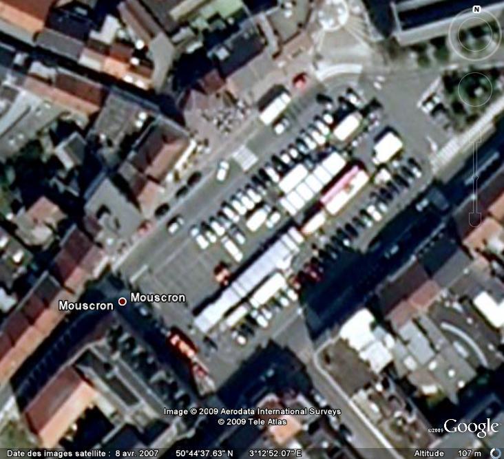 Marchés et Brocantes sur Google Earth - Page 2 Marcha35