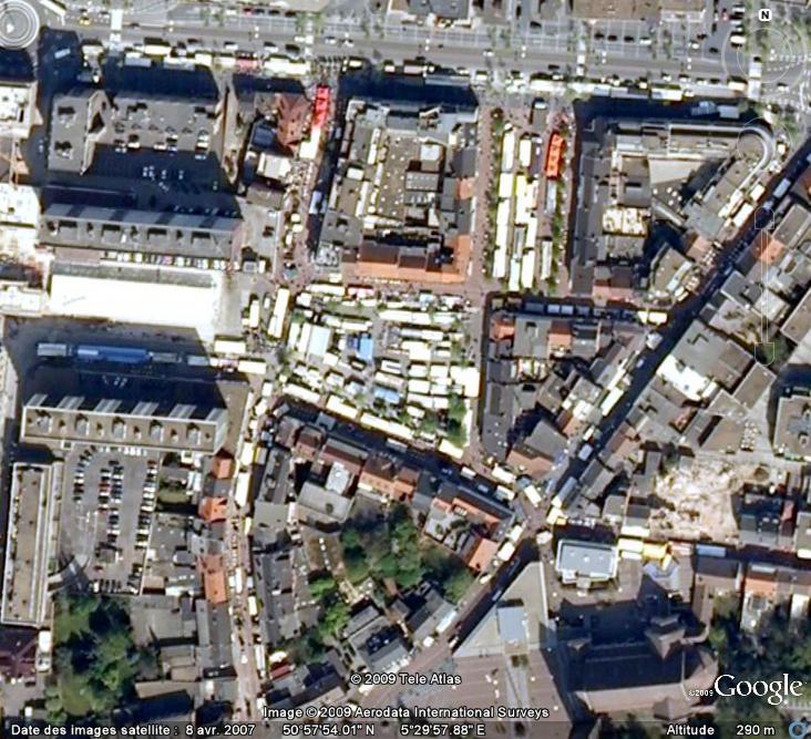 Marchés et Brocantes sur Google Earth - Page 2 Marcha36