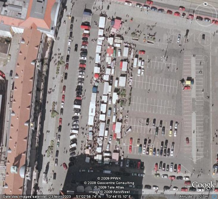 Marchés et Brocantes sur Google Earth - Page 3 Marcha44