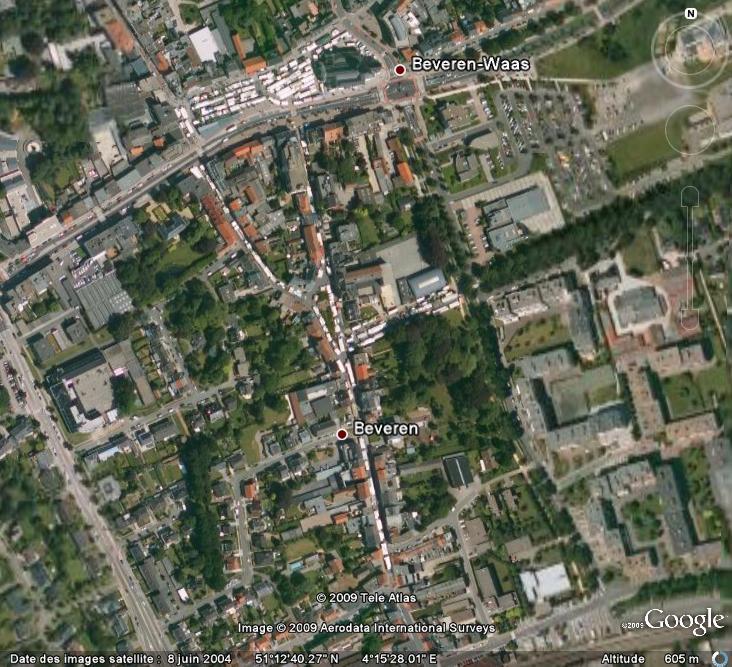 Marchés et Brocantes sur Google Earth - Page 3 Marcha47