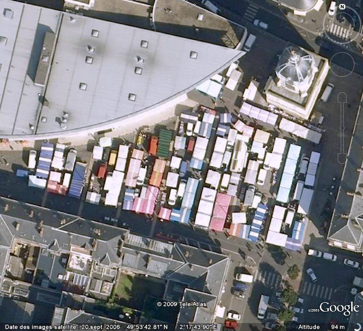 Marchés et Brocantes sur Google Earth - Page 3 Marcha48