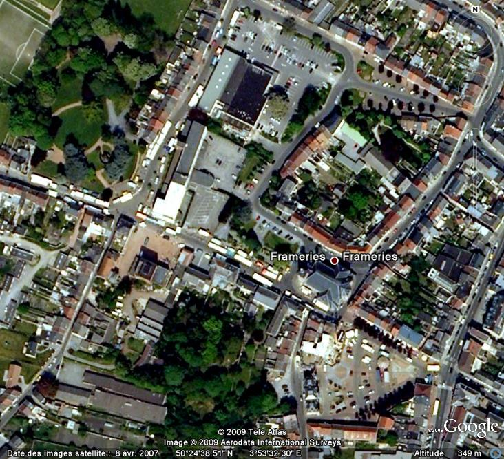 Marchés et Brocantes sur Google Earth - Page 3 Marcha49