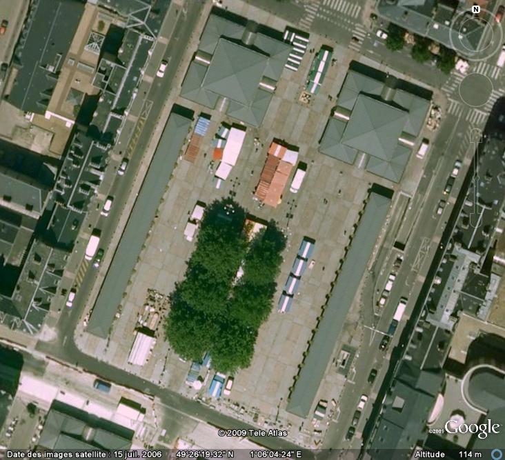 Marchés et Brocantes sur Google Earth - Page 3 Marcha51