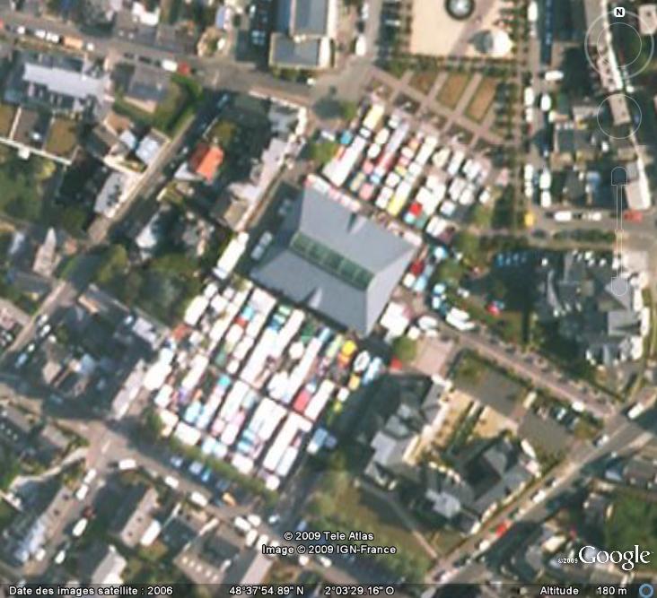 Marchés et Brocantes sur Google Earth - Page 3 Marcha52