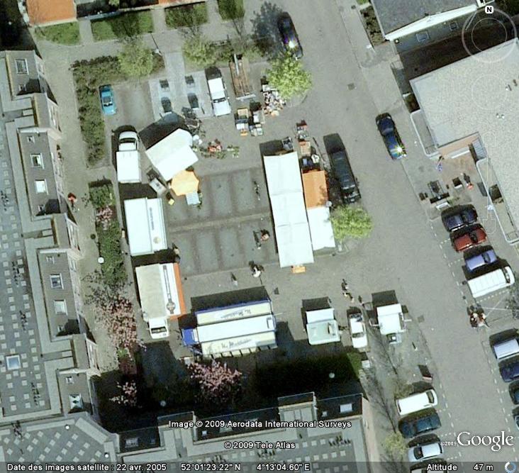 Marchés et Brocantes sur Google Earth - Page 4 Marcha55