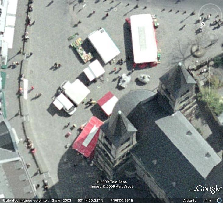 Marchés et Brocantes sur Google Earth - Page 4 Marcha56