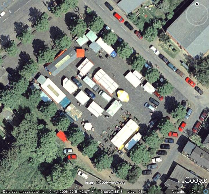 Marchés et Brocantes sur Google Earth - Page 4 Marcha67