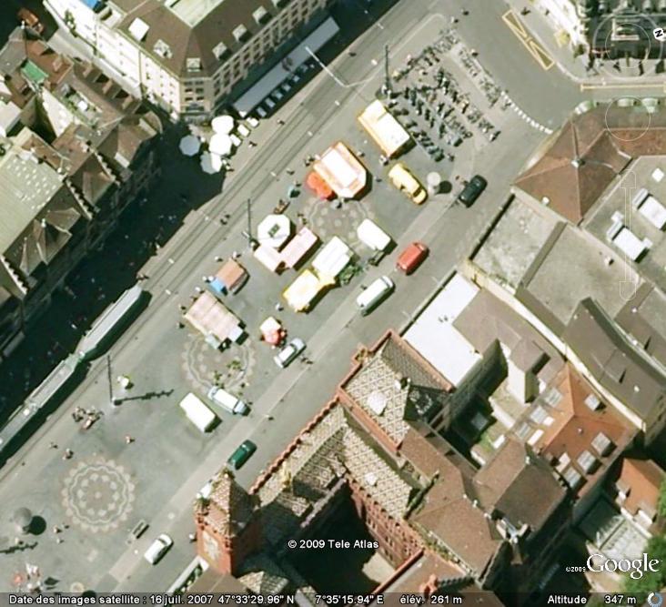 Marchés et Brocantes sur Google Earth - Page 4 Marcha71
