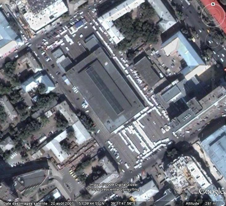 Marchés et Brocantes sur Google Earth - Page 5 Marcha72