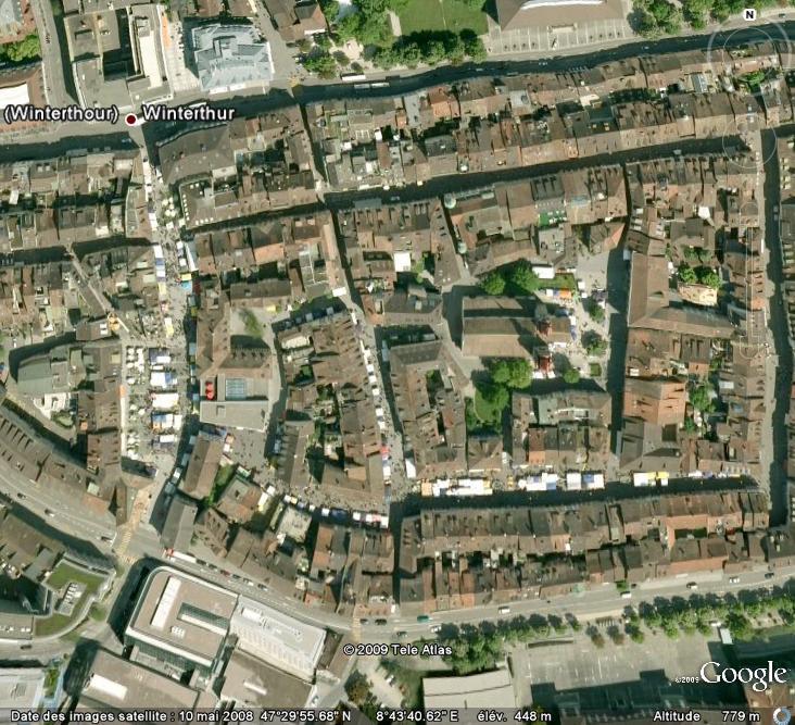 Marchés et Brocantes sur Google Earth - Page 5 Marcha73