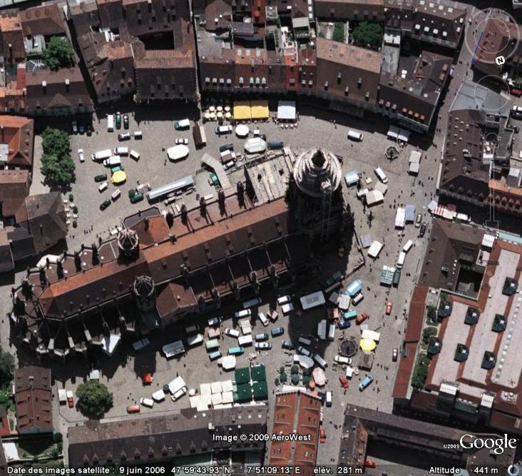 Marchés et Brocantes sur Google Earth - Page 5 Marcha74