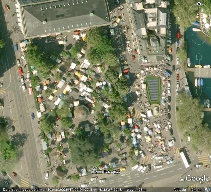 Marchés et Brocantes sur Google Earth - Page 5 Marcha76