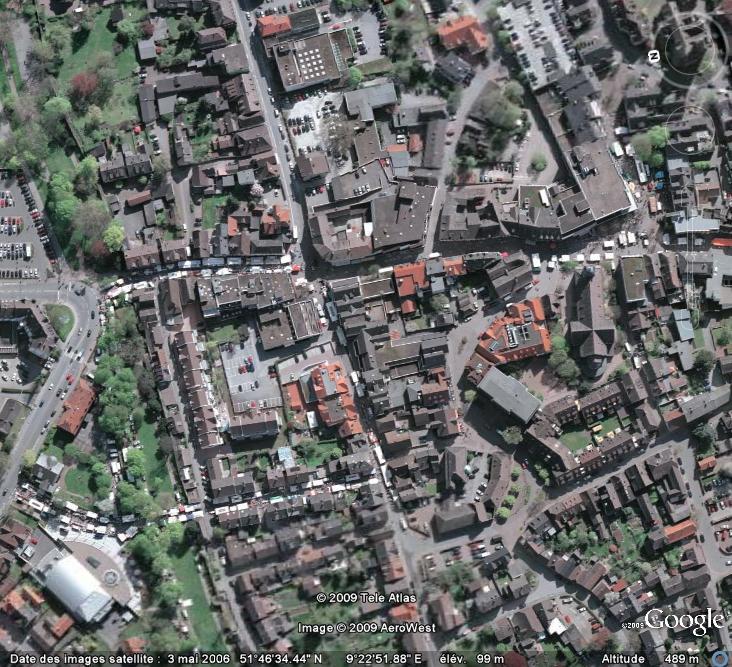 Marchés et Brocantes sur Google Earth - Page 5 Marcha78