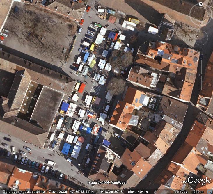 Marchés et Brocantes sur Google Earth - Page 5 Marcha79