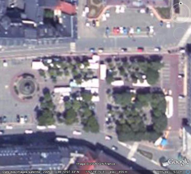 Marchés et Brocantes sur Google Earth - Page 5 Marcha83