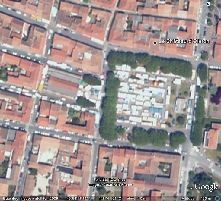 Marchés et Brocantes sur Google Earth - Page 5 Marcha86