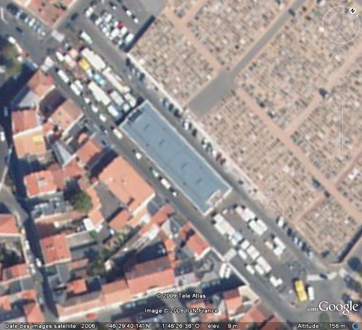 Marchés et Brocantes sur Google Earth - Page 5 Marcha87