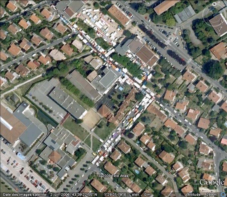 Marchés et Brocantes sur Google Earth - Page 6 Marcha92
