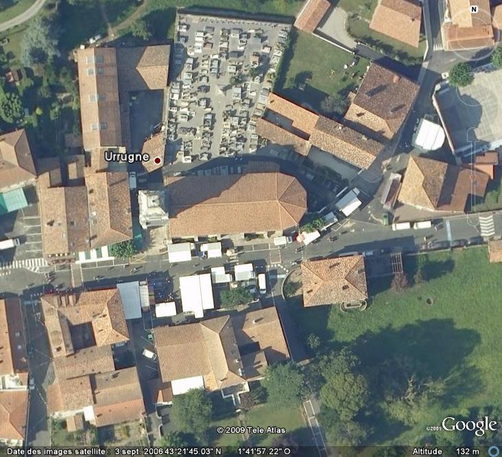 Marchés et Brocantes sur Google Earth - Page 7 Marcha93