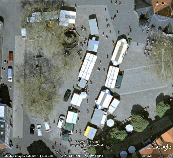 Marchés et Brocantes sur Google Earth - Page 7 Marcha96