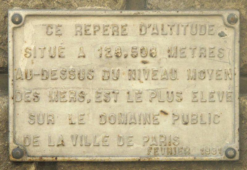 [FRANCE] Paris méconnu - Page 3 Plaque10