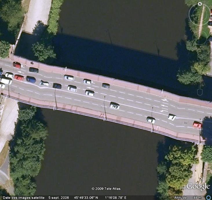 Ponts ondulés à Limoges, Haute-Vienne - France Pont10