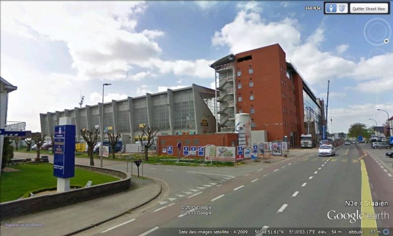 Street View : La Belgique : Pays du surréalisme - Page 2 Stade10