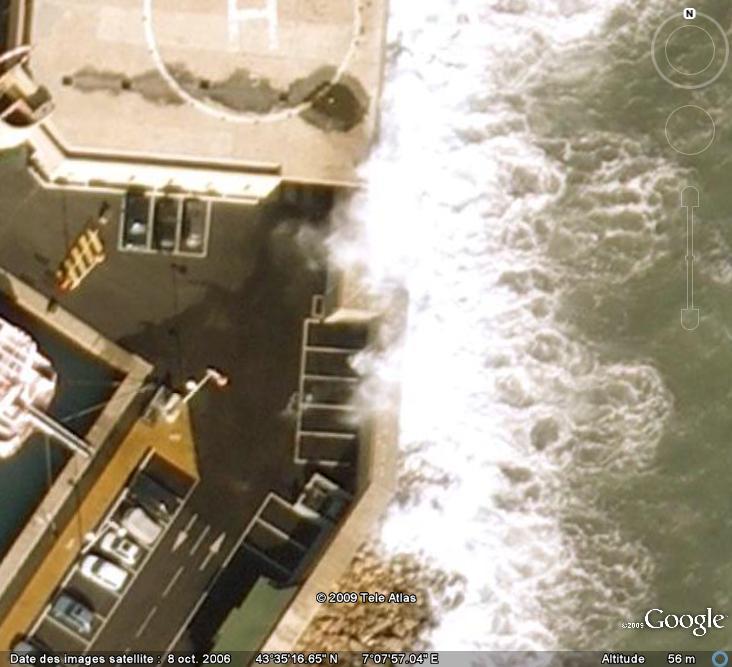 Forte houle sur les côtes est de la France Vagues10