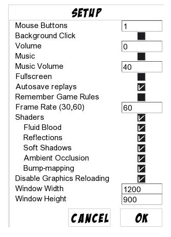 II - TuTo Toribash : L'interface 6optio10