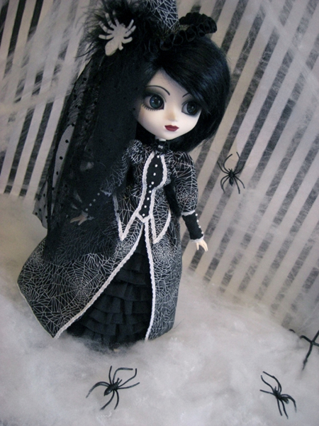 † Mystic Dolls † : Petite preview LDoll SD & Ibyangin - p.73 Black_23