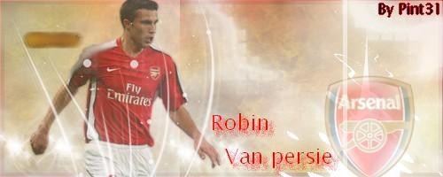 Van persie [ Arsenal ] Vanper14