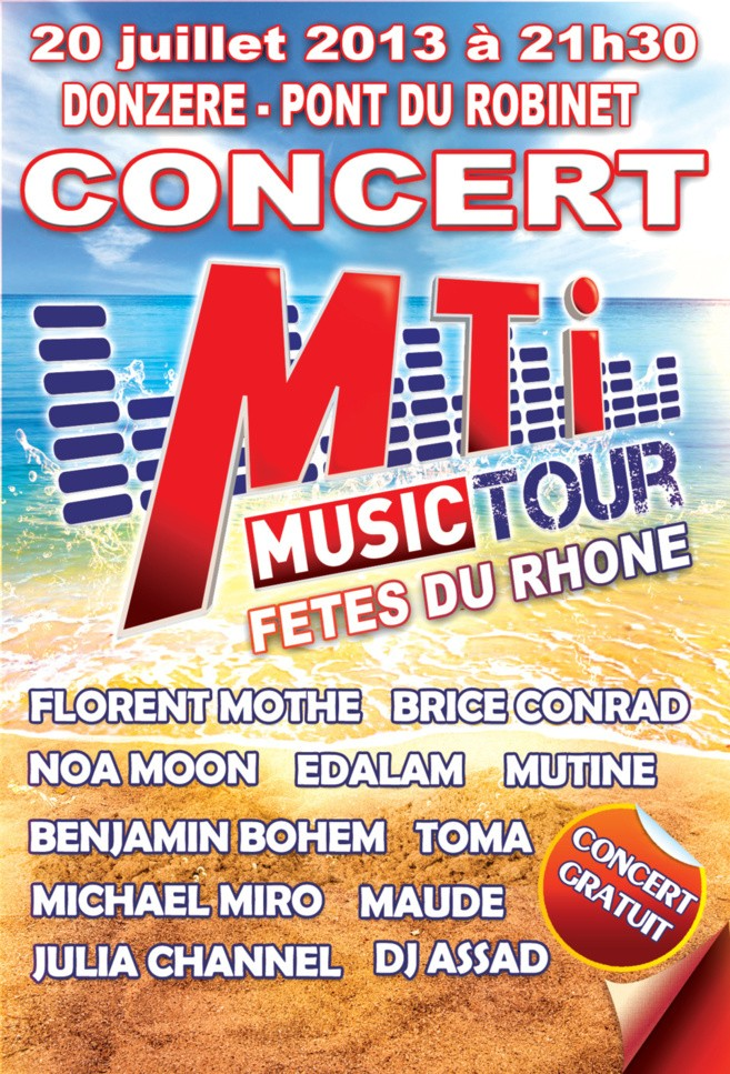 [20.07.13] MTI Music Tour - Donzère 56374210