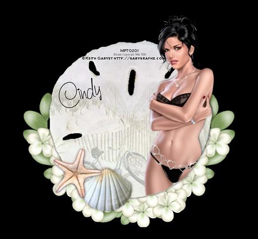 KEITH GARVEY  PTU ARTIST Cindy_11