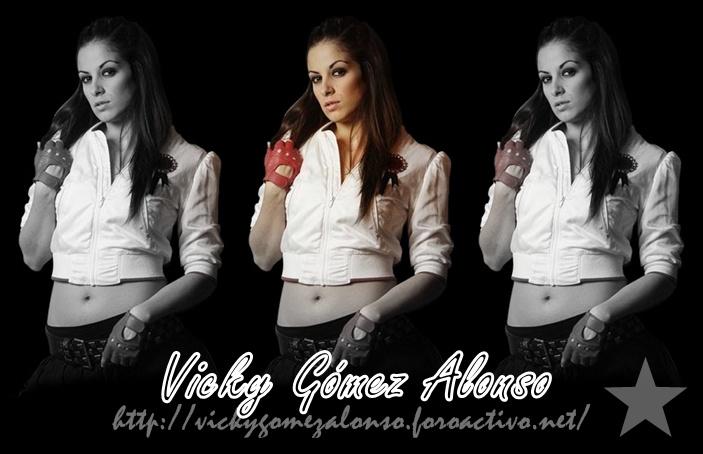 Foro dedicado a Vicky Gómez