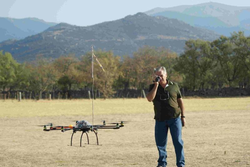 Mikrocopter Pojo210