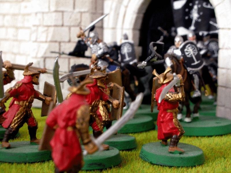 Autre approche du Seigneur des Anneaux Battle11