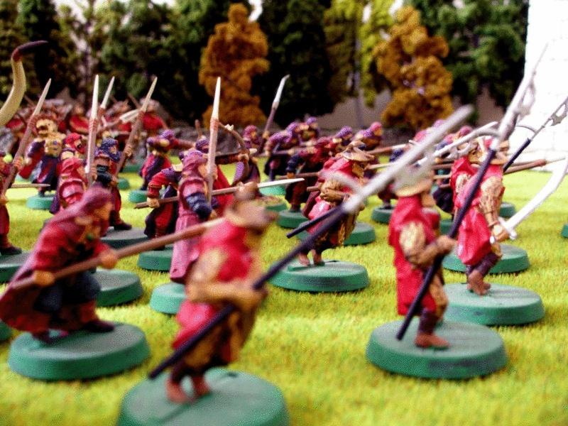 Autre approche du Seigneur des Anneaux Battle13