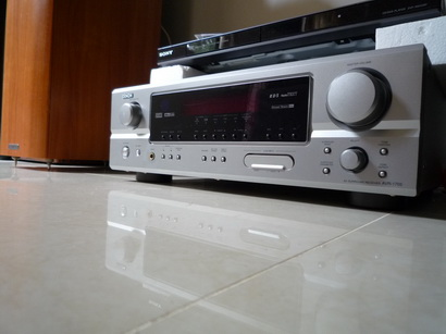 Denon AVR-1705 AV receiver (Used) - Sold P1080210