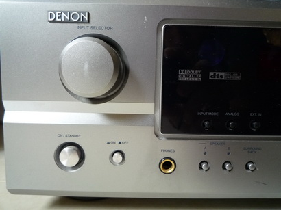 Denon AVR-1705 AV receiver (Used) - Sold P1080212