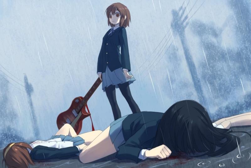 Yui assassina!? K-on_g10