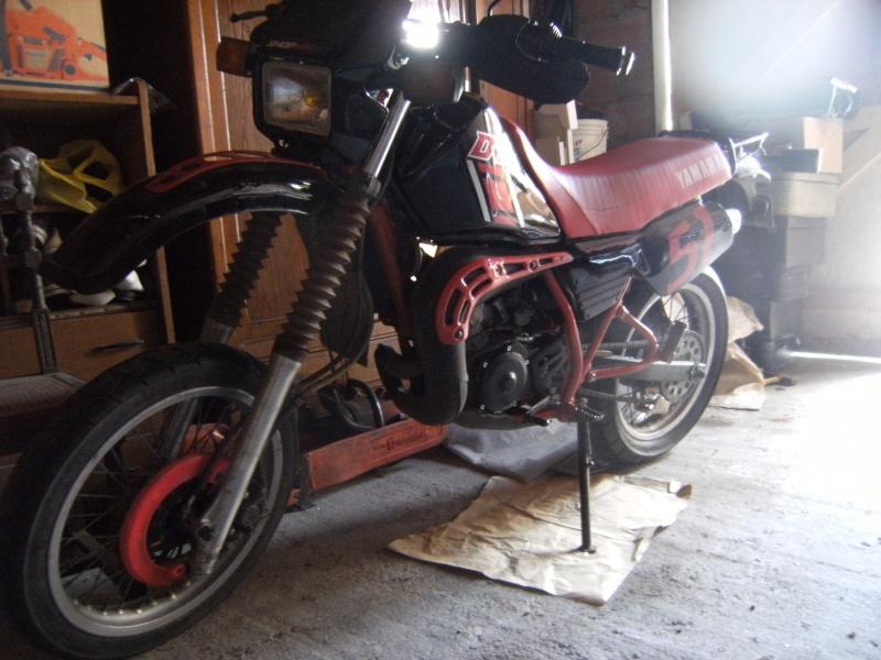 ma 125  dtlc en super motard Dscf2511