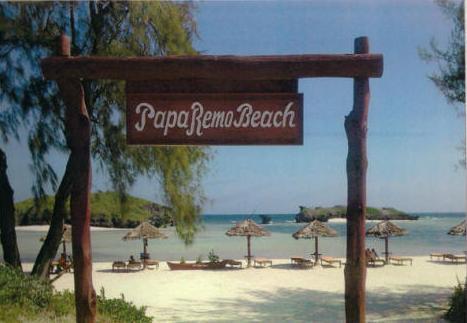 Watamu - Papa Remo Beach Bar & Restaurant Papa10