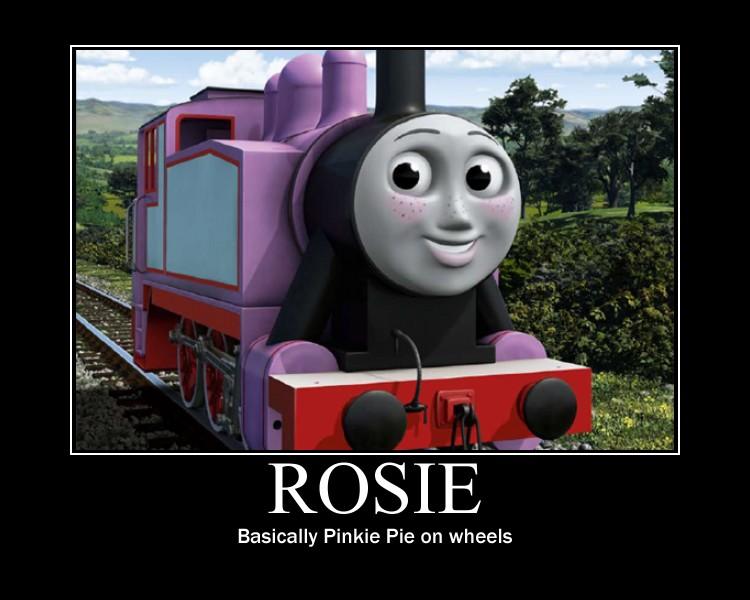 Jasper The Tank Engine Rosie_10