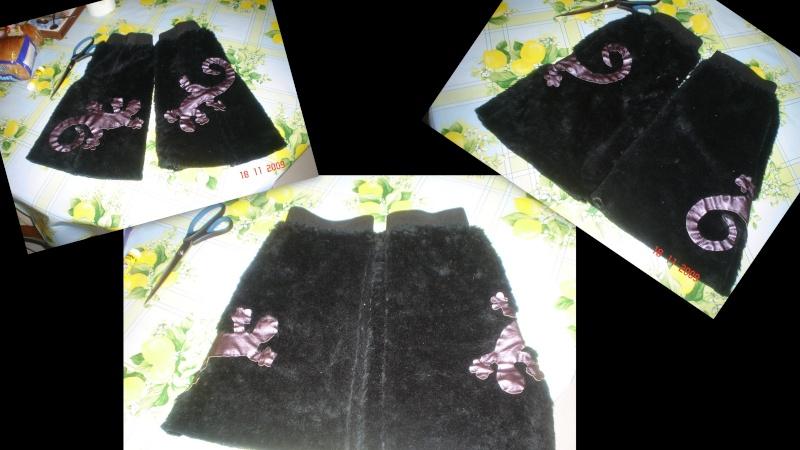 Tulipe-noire créa ... tenue alice aux pays des enfers revisité ,  cape polaire , tenu en vinyl pour sombre poupée , le tout porté sur mes clientes =) en ligne - Page 3 Nouvel27