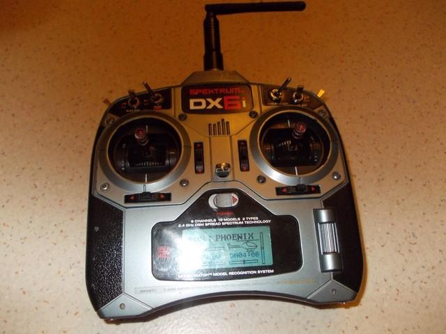 [Vendu]Blade 130X full upgrades - 11 lipos / DX6-i 130xdx10