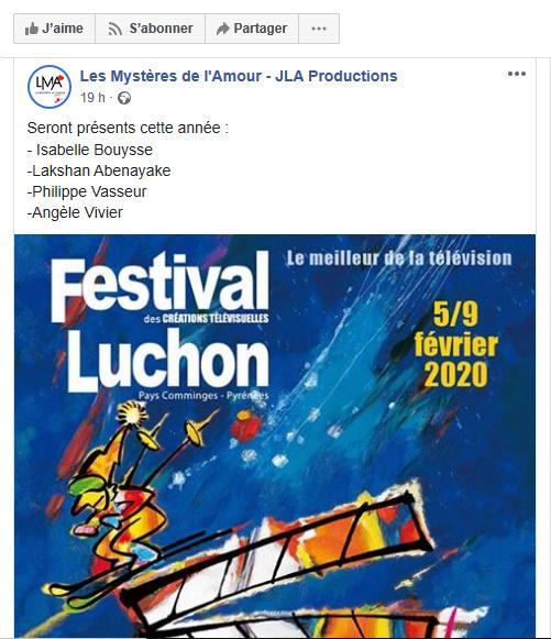 Festival de Luchon 2020 Luchon10